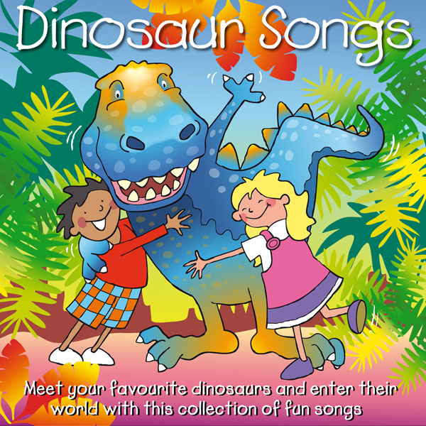 Dinosaur Songs (Digital Album)