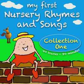 My First Nursery Rhymes And Songs Collection One (Digital Album)
