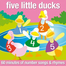Five Little Ducks (Digital Album)
