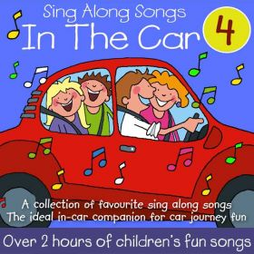 Sing Along Songs In The Car, Vol. 4 (Digital Album)