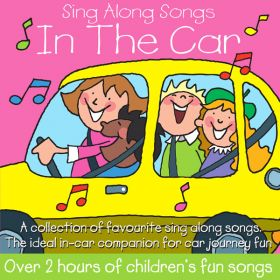 Sing Along Songs In The Car (Digital Album)