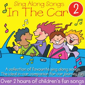 Sing Along Songs In The Car, Vol. 2 (Digital Album)