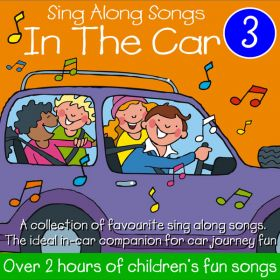 Sing Along Songs In The Car, Vol. 3 (Digital Album)