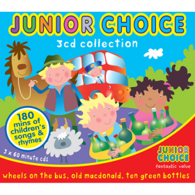 Junior Choice 3CD Collection 1