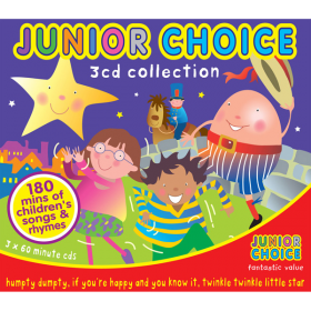 Junior Choice 3CD Collection 2