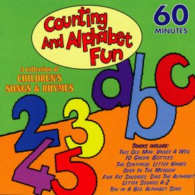 Counting and Alphabet Fun (Digital Album)