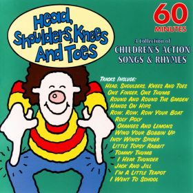 Head, Shoulders, Knees And Toes (Digital Album)