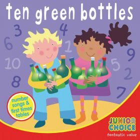 Ten Green Bottles CD