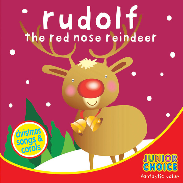 Rudolf the Red Nosed Reindeer CD