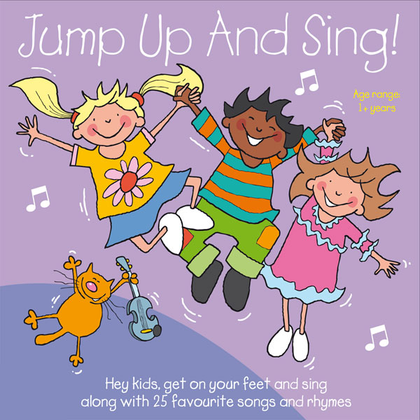 Jump Up And Sing! (Digital Album)