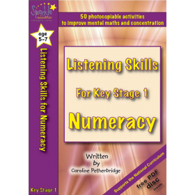 Listening Skills For Key Stage 1 Numeracy