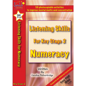 Listening Skills For Key Stage 2 Numeracy