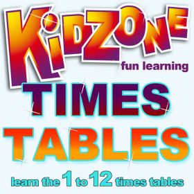 Times Tables - Learn The 1 To 12 Times Tables (Digital Album)
