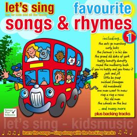 Let's Sing Favourite Songs & Rhymes (Digital Album)