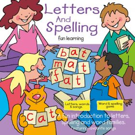 Letters And Spelling (Digital Album)