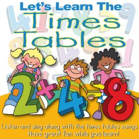 Let's Learn The Times Tables (Digital Album)