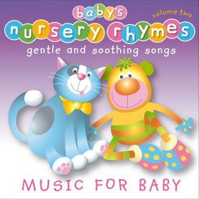Baby's Nursery Rhymes Volume 2 CD