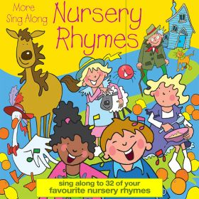 More Sing Along Nursery Rhymes (Digital Album)