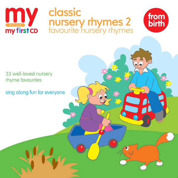 Classic Nursery Rhymes 2 (Digital Album)