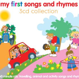 My First Songs and Rhymes CD Gift Set