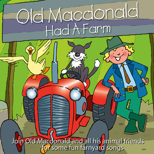 Old Macdonald Had A Farm (Digital Album)