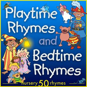 Playtime Rhymes And Bedtime Rhymes (Digital Album)