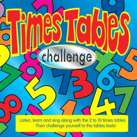 Times Tables Challenge (Digital Album)
