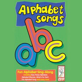 Alphabet Songs (Digital Album)