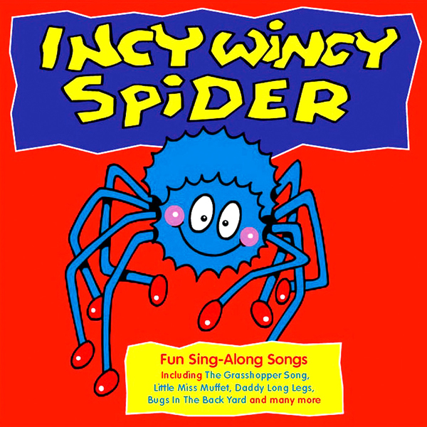 Incy Wincy Spider CD