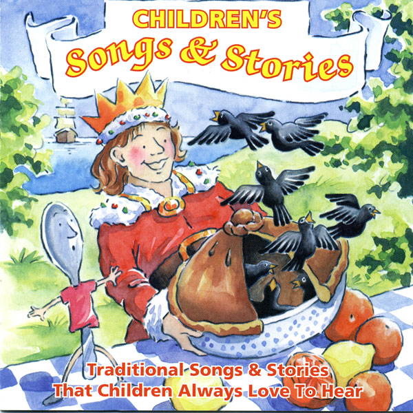 Children's Songs And Stories (Digital Album)