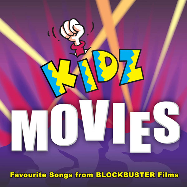 Kidz Movies (Digital Album)