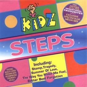 Kidz Steps (Digital Album)