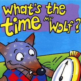 What's The Time Mr Wolf? (Digital Album)