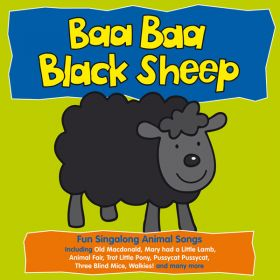 Baa Baa Black Sheep CD
