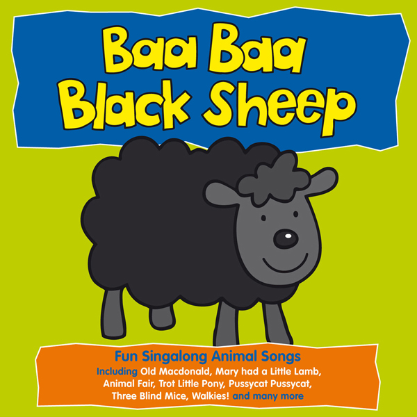 Baa Baa Black Sheep  (Digital Album)