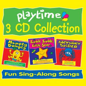 Playtime 3 CD Collection