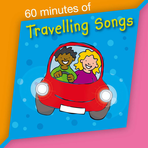 60 Minutes of Travelling Songs CD