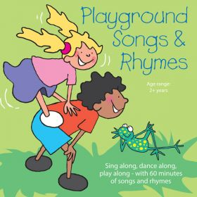 Playground Songs And Rhymes (Digital Album)