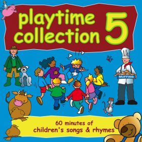 Playtime Collection 5 (Digital Album)