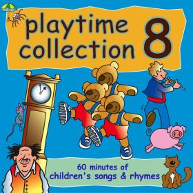 Playtime Collection 8 (Digital Album)