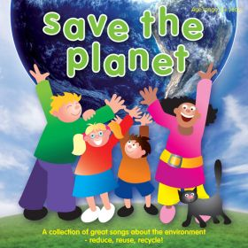Save the Planet CD