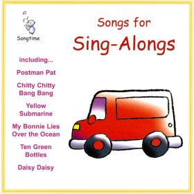 Songs For Sing Alongs (Digital Album)