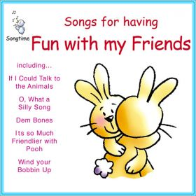 Songs For Having Fun With My Friends (Digital Album)