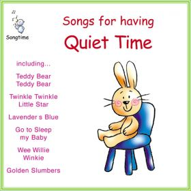 Songs For Having Quiet Time (Digital Album)
