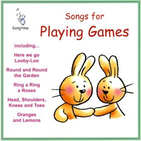 Songs For Playing Games (Digital Album)