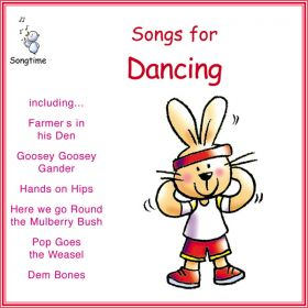 Songs For Dancing (Digital Album)