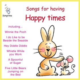 Songs For Having Happy Times (Digital Album)