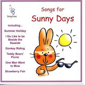 Songs For Sunny Days (Digital Album)