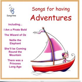 Songs For Having Adventures (Digital Album)