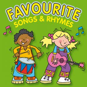 Favourite Songs and Rhymes CD